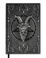 KILLSTAR Notebook Book Of The Beast