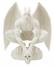 KILLSTAR White Gargoyle Statue