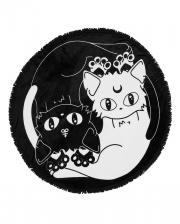 KILLSTAR Yin & Yang Tagesdecke