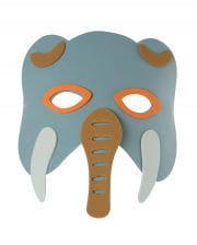Elephant mask for children