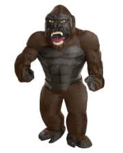 King Kong costume inflatable