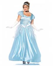 Klassisches Märchen Prinzessin Plus Size Kostüm