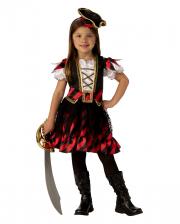 Little Buccaneer Princess Child Costume