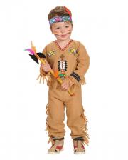 Kleiner Indianer Kleinkinderkostüm