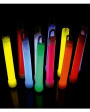 Knicklicht Glowstick als Leuchtstab