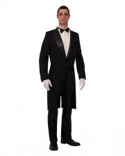 Kostüm Frack für Erwachsene One Size