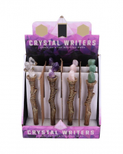 Crystal Magic Wand Ballpoint Pen