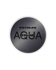 Kryolan Aquacolor Mittelgrau 15ml
