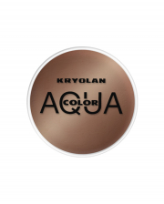 Kryolan Aquacolor Hellbraun 15ml