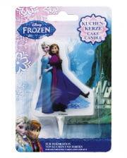 Kuchenkerze Frozen Elsa und Anna