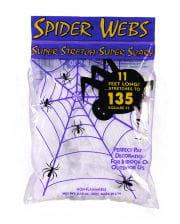 Spinnennetz weiß 40gr.