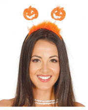 Pumpkin Hair Bands