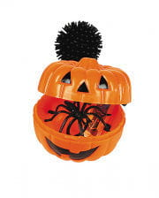 Halloween Mini Pumpkin With Surprise 12 Pcs.