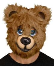 Teddybären Maske