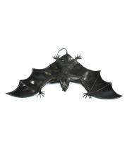 Plastic Decoration Bat 20 Cm