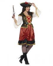 Curvy Pirate Lady Plus Size Costume