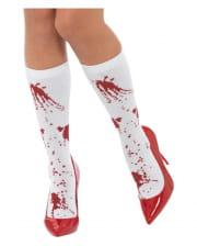 Kurze Blutspritzer Socken