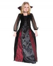 Lady Dracula Kinderkostüm Gr. L