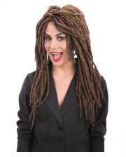 Long Rasta Wig