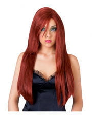 Vampire Wig Mahogany Red
