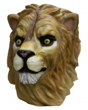 Latex Mask Lion