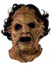Leatherface Full Head Latex Mask