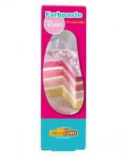 Farbpaste für Lebensmittel rosa