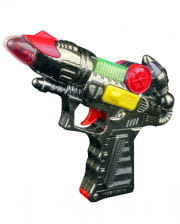 LED Mini Blaster Phazer mit Licht & Sound