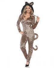 Leopard Costume Jumpsuit
