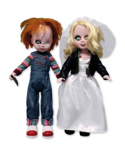 Living Dead Dolls Chucky & Tiffany Puppenset 25cm