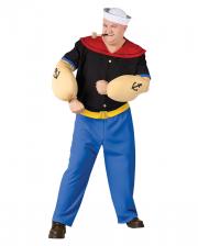 Original Popeye Kostüm Plus Size