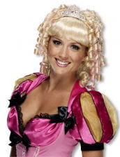 Cindy curly wig