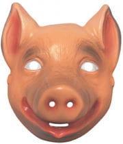 Lustige Schweinemaske