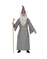 Mighty Warlock Men Costume