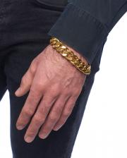 Mafiosi Protz Armband Gold