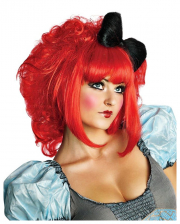Manga Wig Red