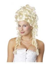 Marie Antoinette Perücke weißblond