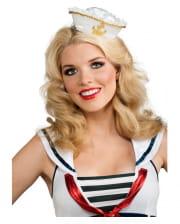 Sailor mini hat