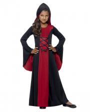 Medieval Vamp Children's Costume