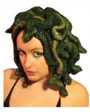 Medusa Schlangen-Kopfschmuck Deluxe