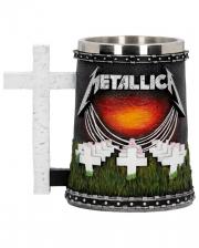 "Metallica ""Master of Puppets"" Bierkrug"