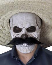 Mexican Skull Full Head Mask