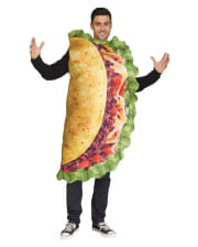 Mexikanischer Taco Kostüm