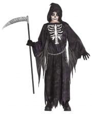 Midnight Reaper Kids Costume