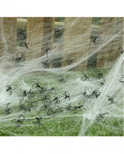 Mini Spiders In A Bag 50 Pcs.