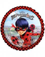 Miraculous Ladybug Folienballon 45cm