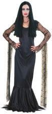 Morticia Deluxe Costume