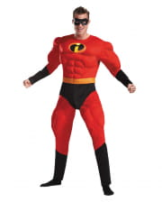 Mr. Incredible Muskel Kostüm