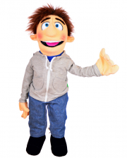 Mr. Sunday Hand Puppet