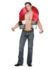 Muschi Magnet Kostüm
